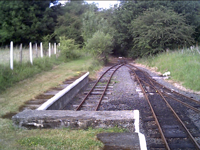 Bala Lake narrow gauge lakeside railway