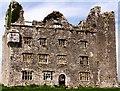 R2393 : Leamaneh Castle by Anne Burgess