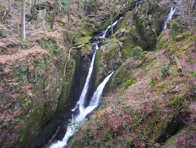 Stockghyll Falls