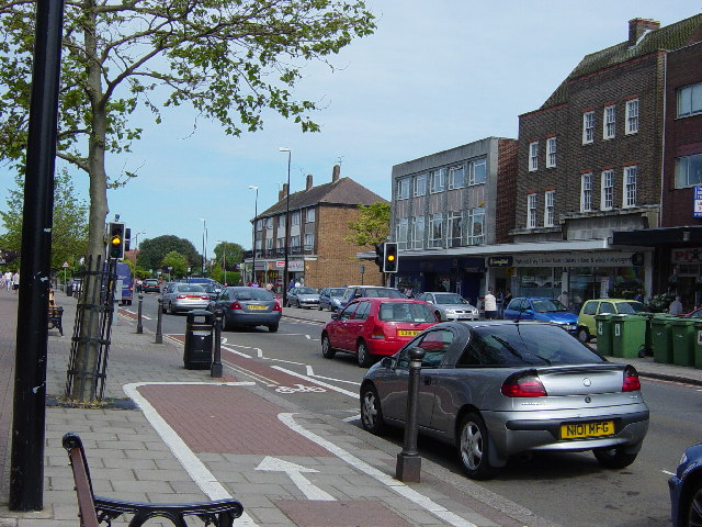 Goring Road Shops, Goring-by-Sea
