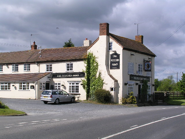 The Flyford Arms