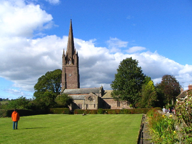 Church of St Peter and St Paul, Weobley, Herefordshire