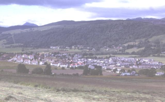 Above Aberfeldy