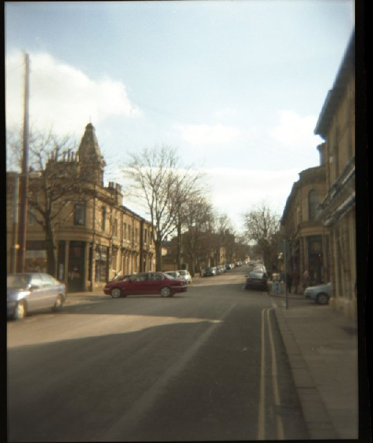 Victoria Road, Saltaire