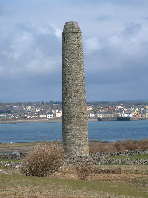 Scattery Island Round Tower
