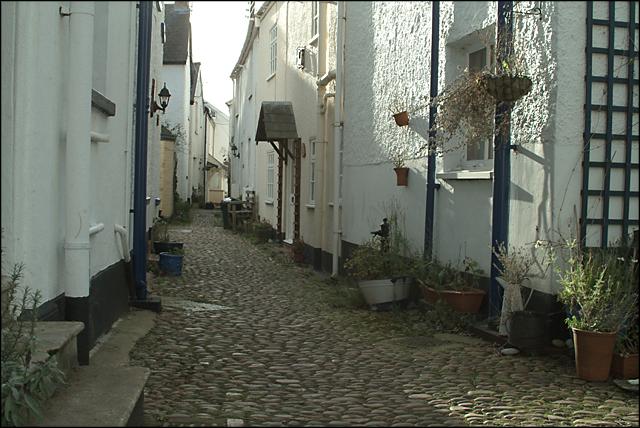 Cobbled Street, Lympstone