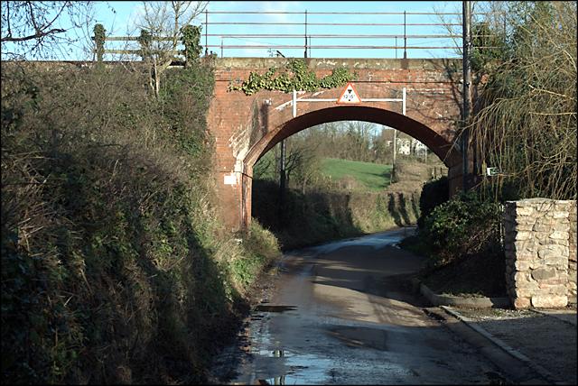 Railway Bridge, Lympstone