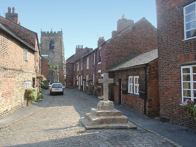Church Street, Croston