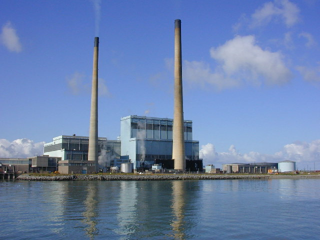 Tarbert Power Station