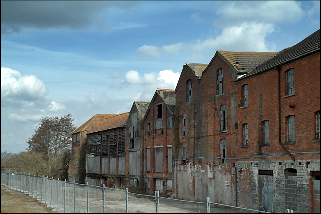 Textile Factory, Glastonbury