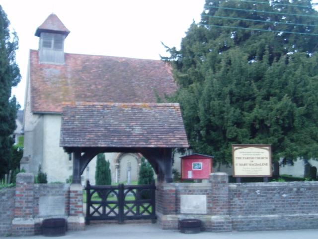 St Mary Magdalene's Church, Crowmarsh