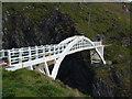 V7323 : Mizen Head Bridge by Charles W Glynn