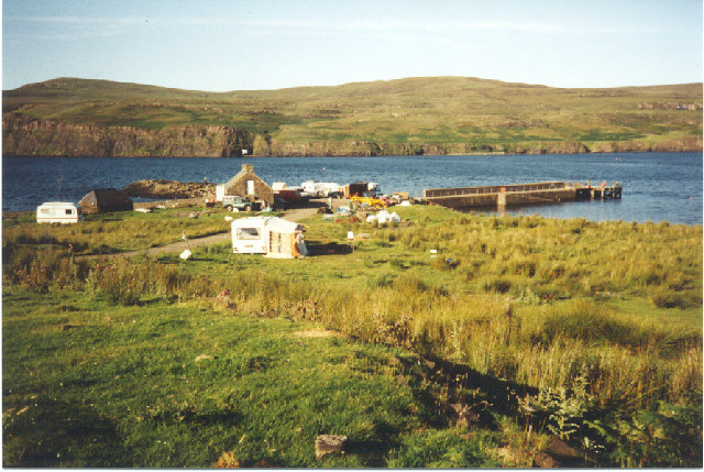 Meanish Pier, Loch Pooltiel