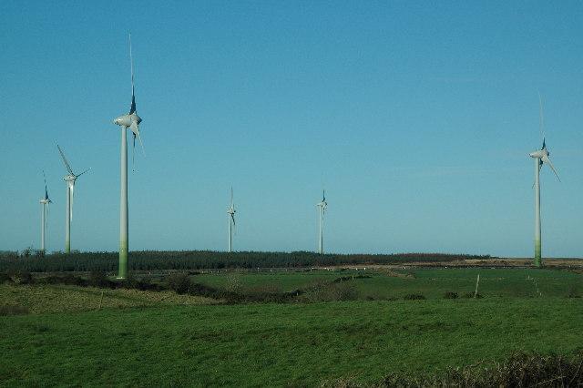 Moanmore Wind Farm