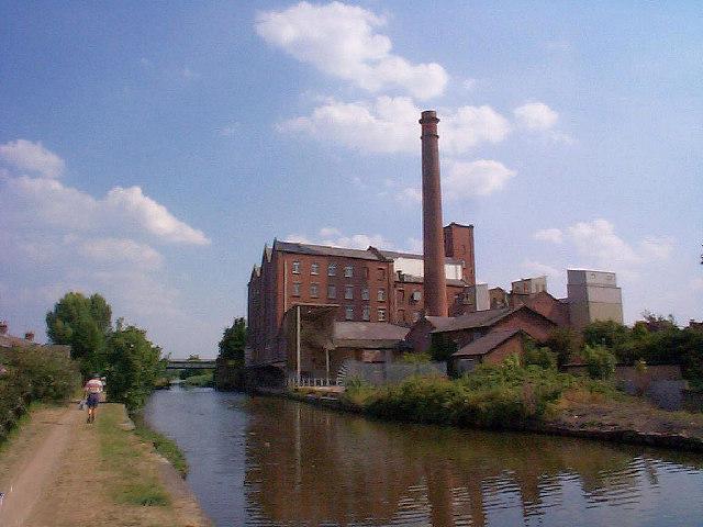 Ainscough's Corn Mill, Burscough