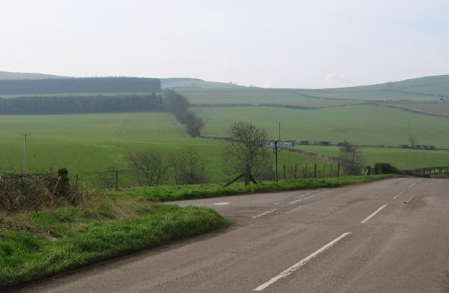 West Flodden Crossroads