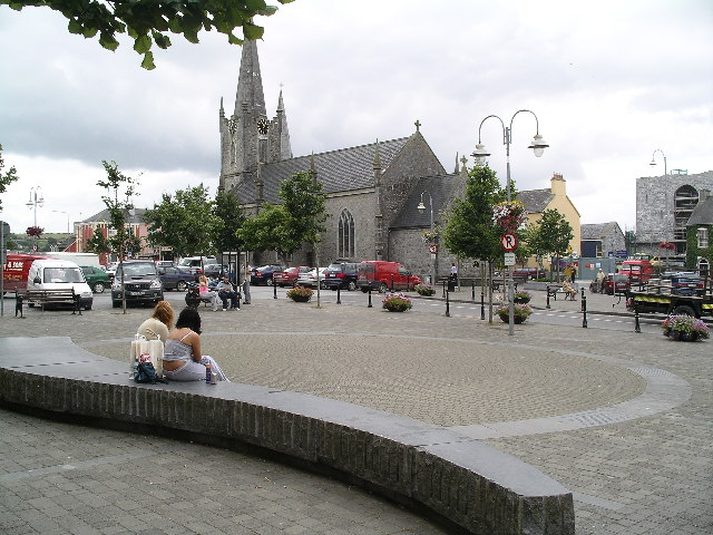 Listowel Town Square