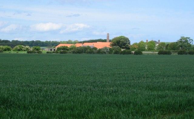 Farmland, West Fenton