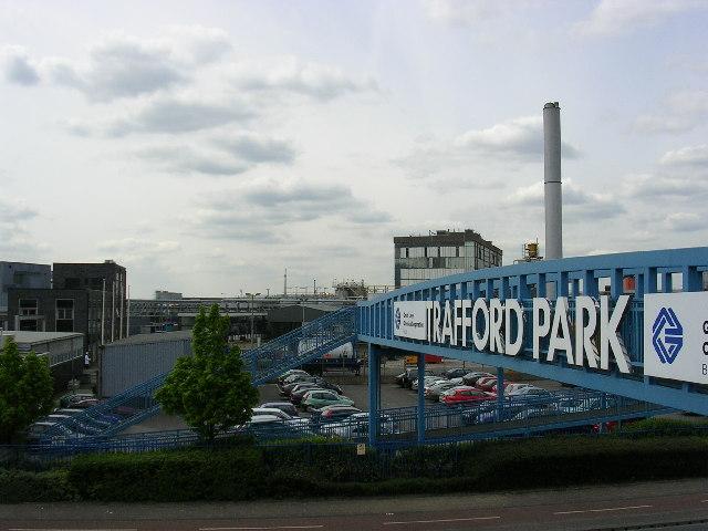 Trafford Park, Manchester