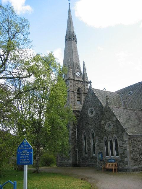 Braemar Parish Church