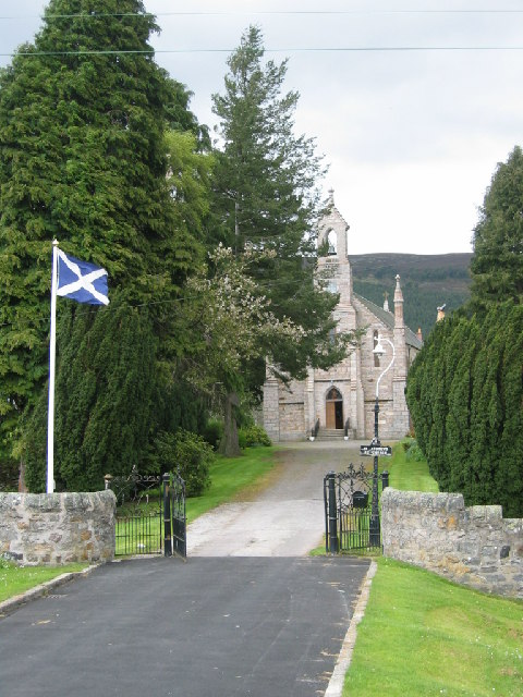 St Andrew's Church, Braemar