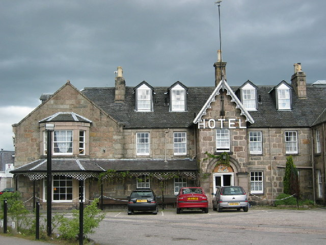 Huntly Arms, Aboyne