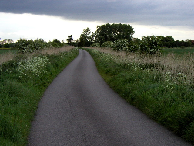 Looking towards Oxgoddes Farm