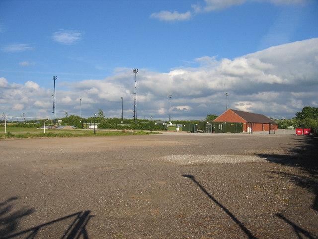 Leamington Brakes new football ground