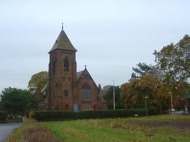 St. Elizabeth's R.C. Church. Scarisbrick