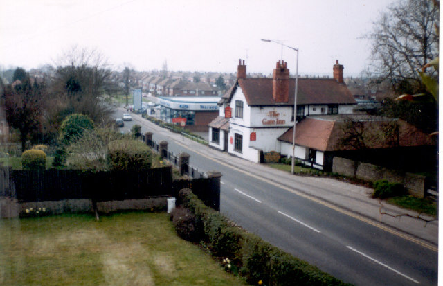 The Gate Inn, Warsop