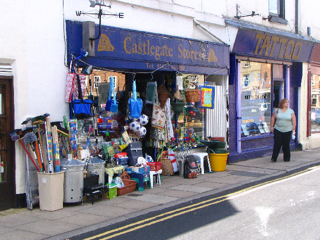 Hardware Shop, Castlegate, Knaresborough