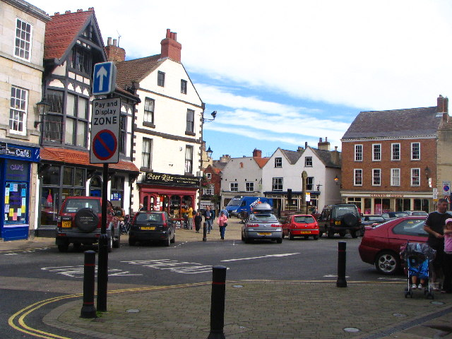 Market Square, Knaresborough