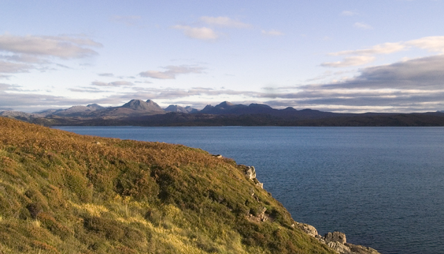 Across Loch Gairloch