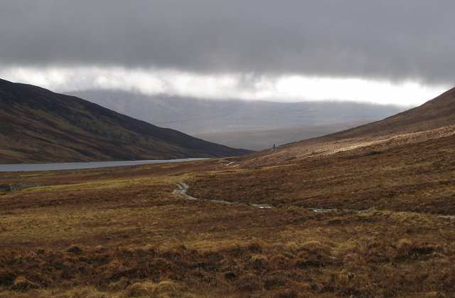 Track to Loch an Daimh