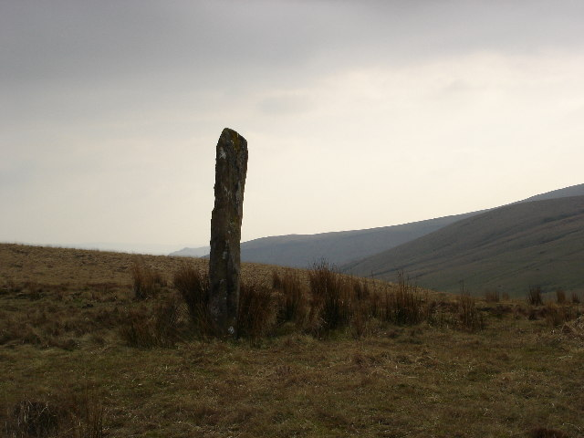 Waen Lleuci Standing Stone