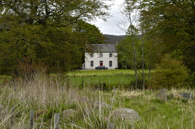 The Old Manse at Coull