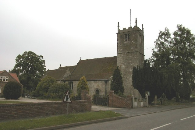 Stillingfleet Church