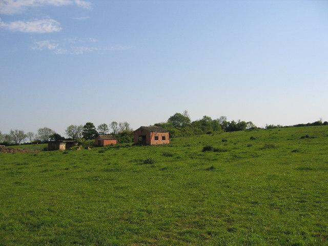 Southam-Harbury footpath
