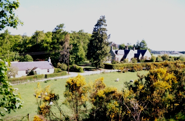 Pluscarden Lodge