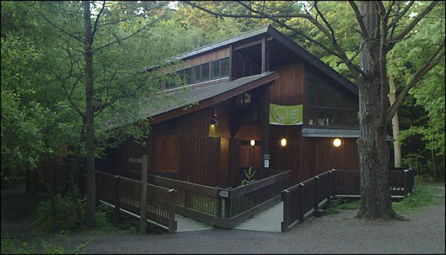 Stover Park Visitors Centre