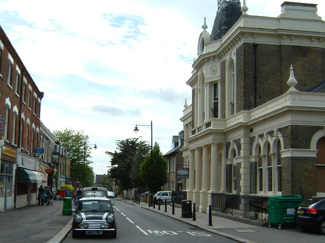 The Old Town Hall, Walthamstow