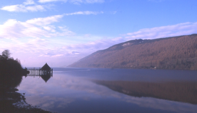 Loch Tay and the Crannog Centre