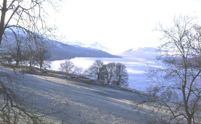 Loch Tay from Wester Tullich
