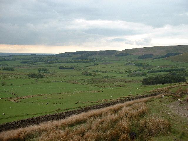 Bleasdale Plain