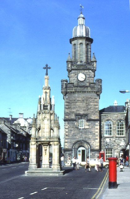 High Street, Forres