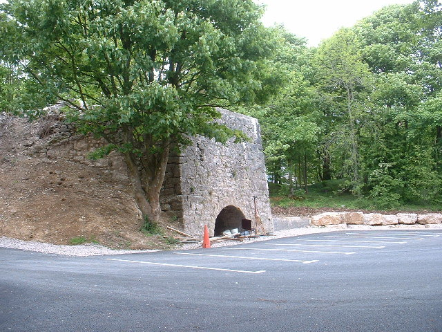 Lime Kiln near Nether Kellet