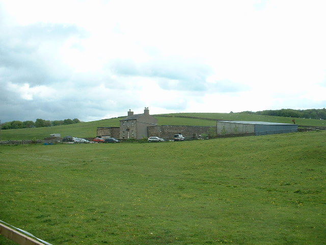 Oaken Head Stables, near Halton