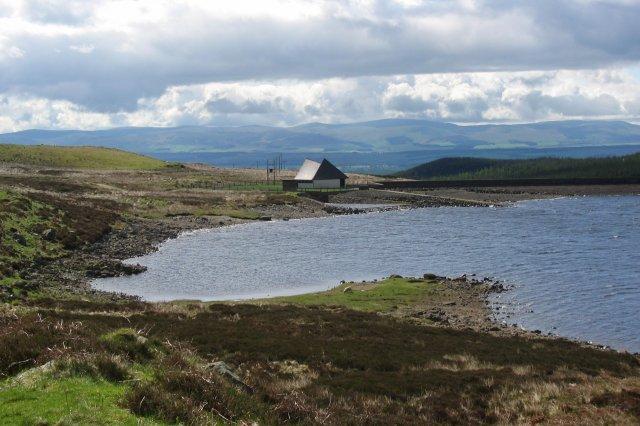 Turret Dam
