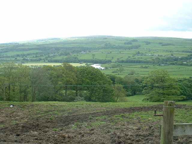 River Lune, near Caton