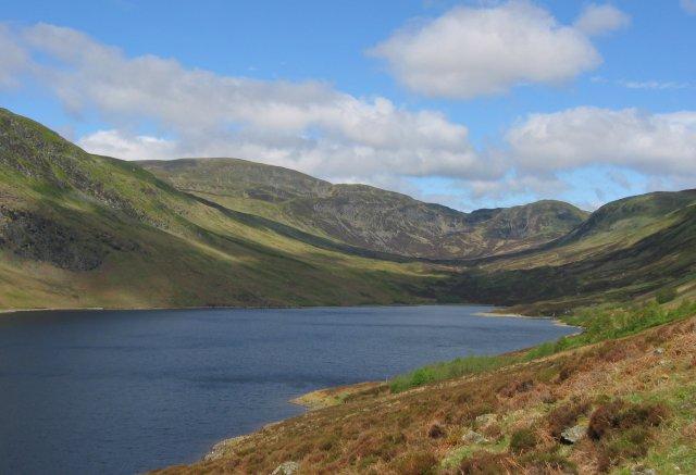 Loch Turret.